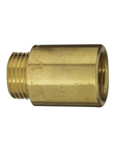 CORNAT Verlängerung, Hahnverlängerung, 1/2 Z x 15 mm