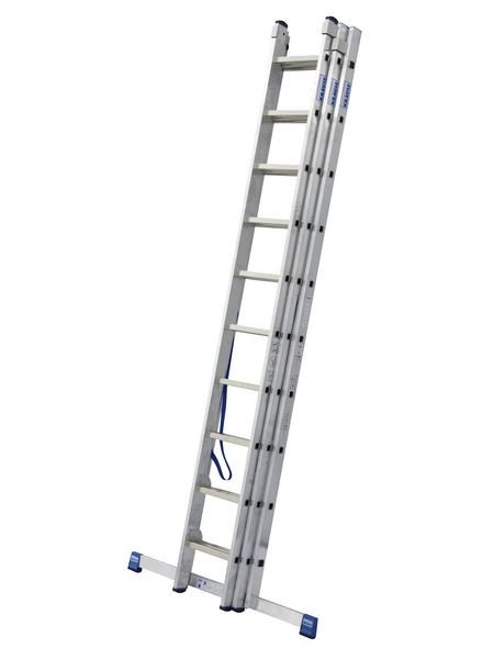 KRAUSE Vielzweckleiter »STABILO«, Anzahl Sprossen: 30, Aluminium
