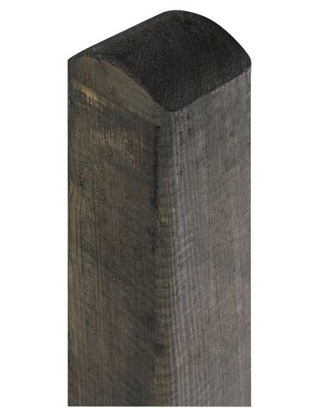 MR. GARDENER Vierkantpfosten »Aktion«, Kiefernholz, BxLxT: 9 x 190 x 9 cm