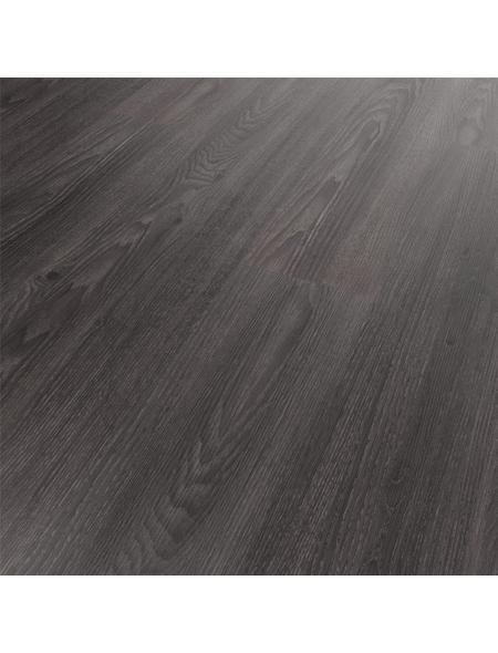 Vinyl-Boden »OFFICE«, Aspen Oak Black, Stärke: 5 mm