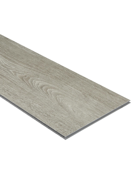 RENOVO Vinyl-Boden »Renovo«, BxL: 230 x 1220 mm, grau