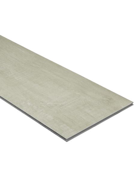 RENOVO Vinyl-Boden »Renovo«, BxLxS: 230 x 1220 x 5 mm, braun
