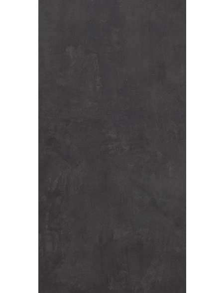 Vinyl-Boden »STONE«, BxL: 304,8 x 605 mm, dunkelgrau