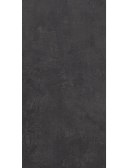 Vinyl-Boden »STONE«, BxLxS: 304,8 x 605 x 5 mm, dunkelgrau
