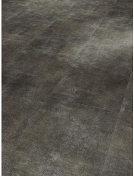 PARADOR Vinyl-Boden »Trendtime 5.30«, Mineral Grey, Stärke: 9,6 mm
