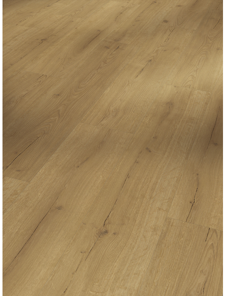 PARADOR Vinylboden »Basic 30«, BxL: 216 x 1207 mm, braun
