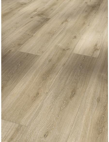 PARADOR Vinylboden »Basic 30«, BxL: 216 x 2200 mm, braun