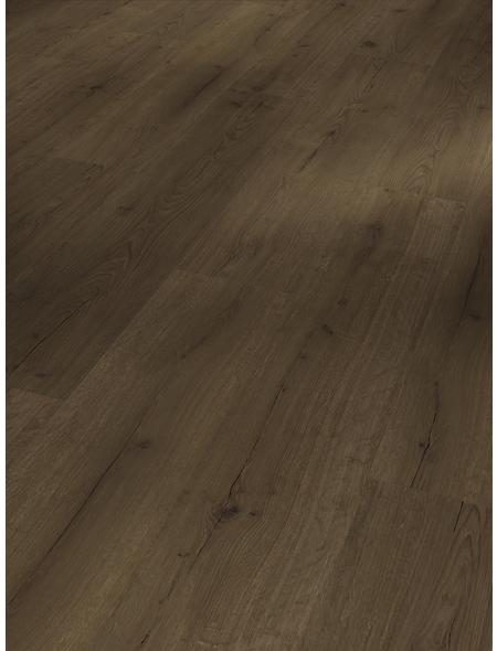 PARADOR Vinylboden »Basic 30«, BxLxS: 216 x 1207 x 9,4 mm, braun