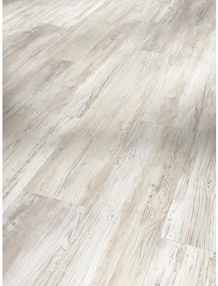PARADOR Vinylboden »Basic 30«, BxLxS: 216 x 1207 x 9,4 mm, weiß