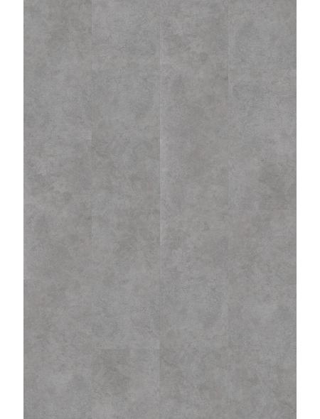 PARADOR Vinylboden »Basic 30«, BxLxS: 292 x 598 x 9,4 mm, betonfarben