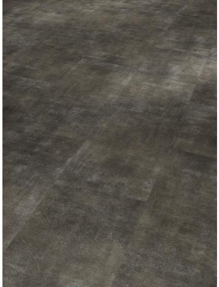 PARADOR Vinylboden »Basic 4.3«, BxL: 294 x 598 mm, grau