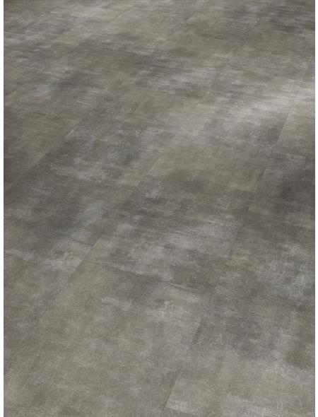 PARADOR Vinylboden »Basic 4.3«, BxL: 294 x 598 mm, schwarz