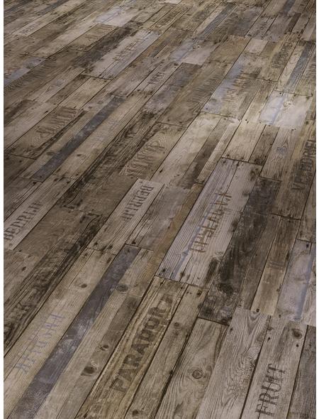 PARADOR Vinylboden »Classic 2030«, BxL: 216 x 1207 mm, braun