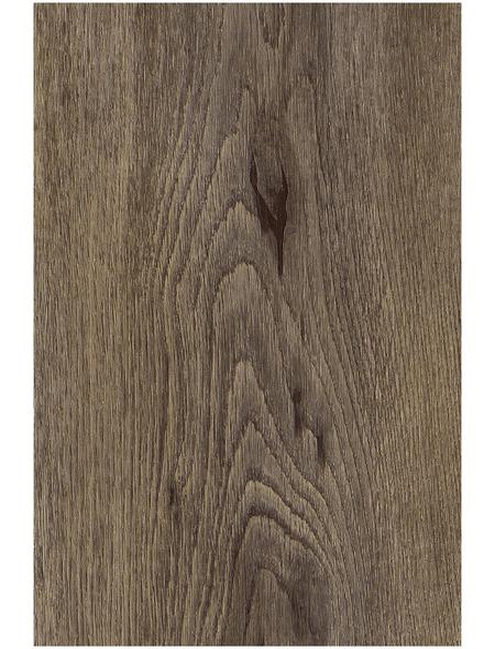 SCHÖNER WOHNEN Vinylboden, Holz-Optik, braun, BxL: 185 x 1220 mm