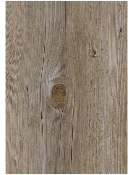 SCHÖNER WOHNEN Vinylboden, Holz-Optik, braun, BxL: 195 x 1225 mm
