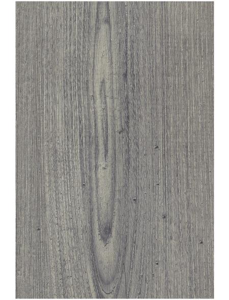 SCHÖNER WOHNEN Vinylboden, Holz-Optik, grau, BxL: 185 x 1220 mm