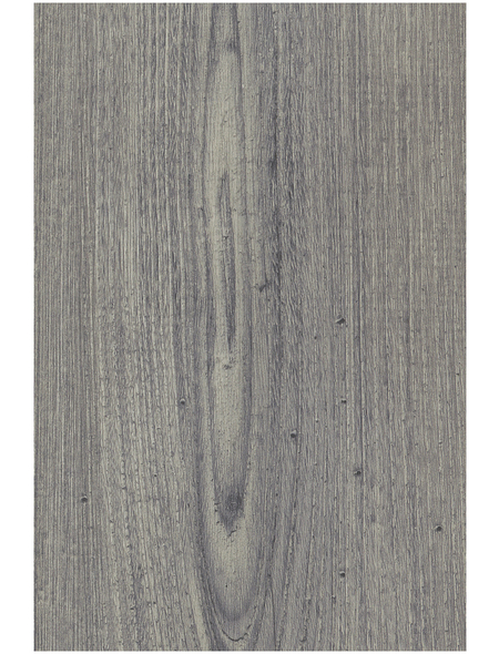 SCHÖNER WOHNEN Vinylboden, Holz-Optik, grau, BxL: 195 x 1225 mm