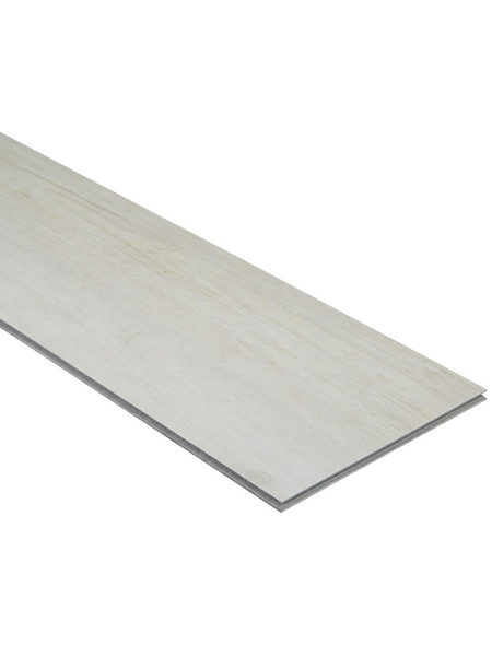 RENOVO Vinylboden »Holznachbildung«, BxL: 190 x 1210 mm, grau