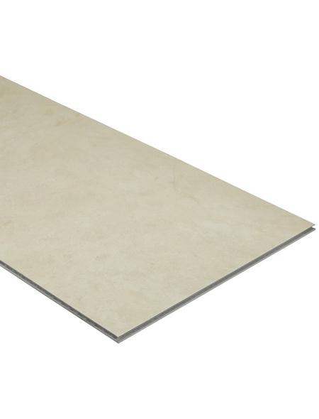 RENOVO Vinylboden »RENOVO«, BxLxS: 304,8 x 610 x 5 mm, hellbraun