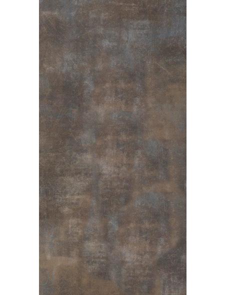 HWZ INTERNATIONAL Vinylboden »SLY LARGE«, BxLxS: 406,4 x 810 x 7,5 mm, braun/grau
