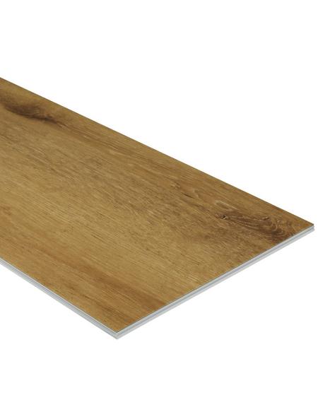 HWZ INTERNATIONAL Vinylboden »SLY XX-LARGE«, BxL: 300 x 1510 mm, braun