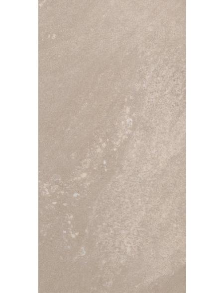 HWZ INTERNATIONAL Vinylboden »STARCLIC STONE «, BxLxS: 304,8 x 605 x 5 mm, braun