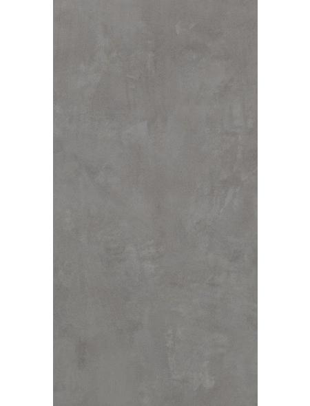 HWZ INTERNATIONAL Vinylboden »STARCLIC STONE «, BxLxS: 304,8 x 605 x 5 mm, grau