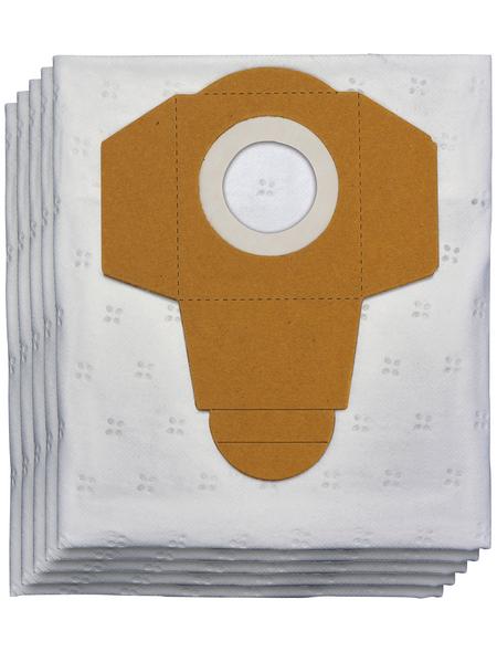 EINHELL Vliesbeutel »2351195«, 40Liter, 5 Stück, für Nass- und Trockensauger