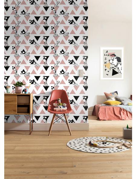 Vliestapete »101 Dalmatiner Angles«, bunt, glatt