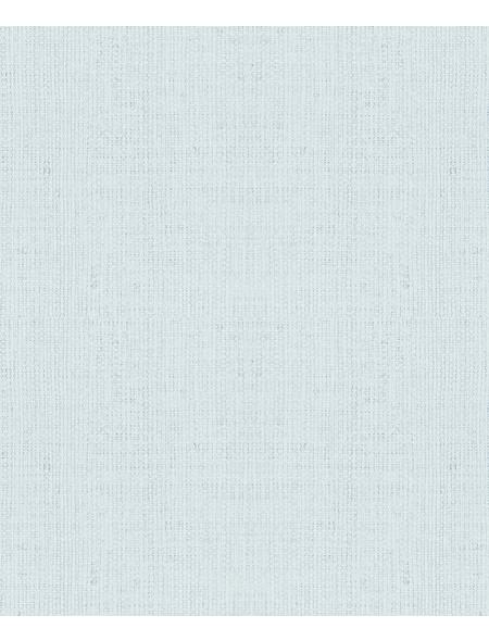 Vliestapete »Casual«, hellblau, strukturiert