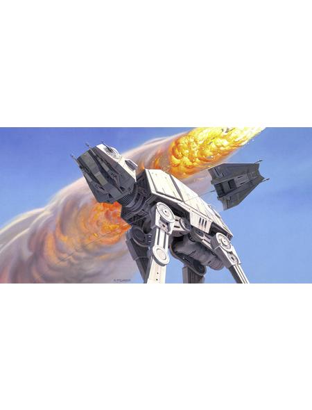 Vliestapete »Classic RMQ Hoth Battle«, bunt, glatt