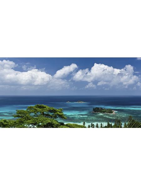 KOMAR Vliestapete »The Sea View«, Breite 400 cm, seidenmatt