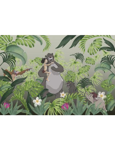 Vliestapete »Welcome To the Jungle«, bunt, glatt