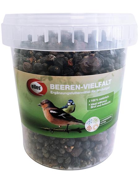 ELLES Vogelfutter »Beerenvielfalt«, Beeren, 4x300 g
