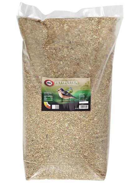 ELLES Vogelfutter »Fettfutter«, 1 Beutel à 25000 g