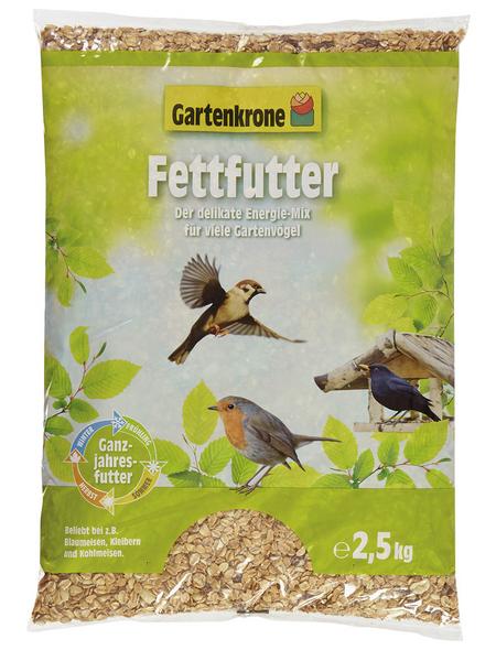 GARTENKRONE Vogelfutter »Gartenkrone«, 1 Beutel à 2500 g