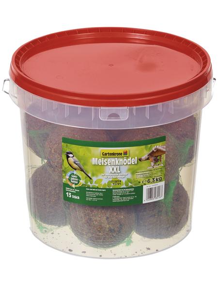GARTENKRONE Vogelfutter »Meisenknödel«, Getreide, 6,3 kg