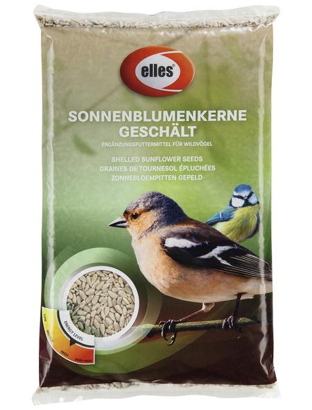 ELLES Vogelfutter »Sonnenblumenkerne«, Sonnenblumenkerne, 15x1 kg