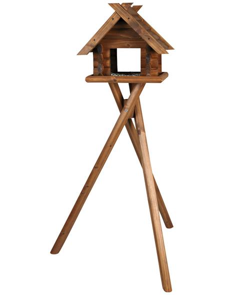 Vogelfutterhaus, B x T x H: 44 x 14,5 x 33,5 cm