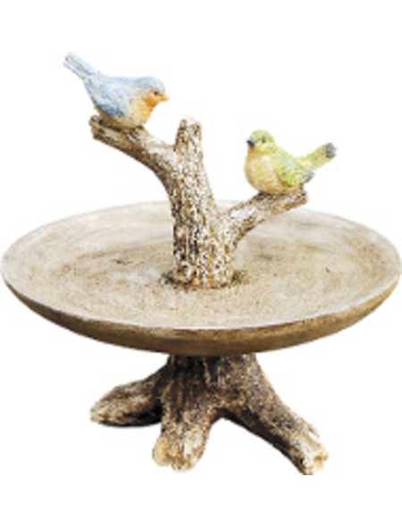 GRANIMEX Vogeltränke »Birdie«, Polystone, bunt
