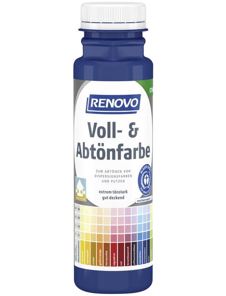 RENOVO Voll- und Abtönfarbe Einsatzbereich: innenundaussen