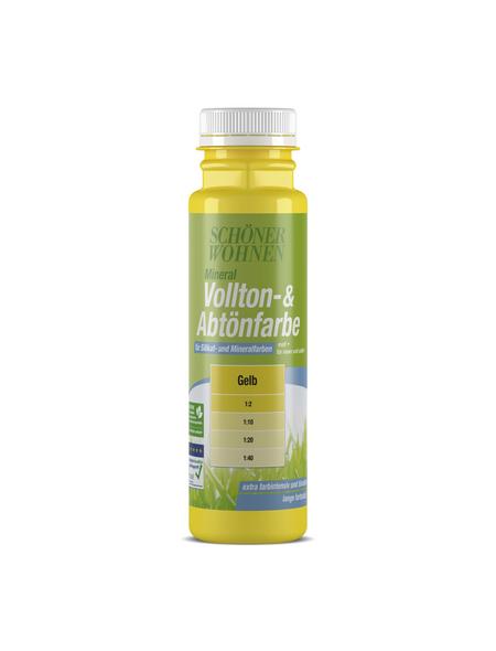 SCHÖNER WOHNEN FARBE Voll- und Abtönfarbe, gelb, 250 ml