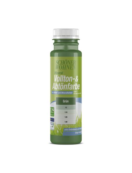 SCHÖNER WOHNEN FARBE Voll- und Abtönfarbe, grün, 250 ml