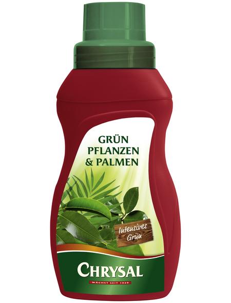 Chrysal Volldünger »9209«, NPK-Dünger, flüssig, für Grünpflanzen und Palmen im Außen- und Innenbereich