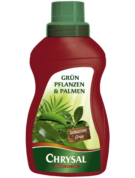 Chrysal Volldünger »9212«, NPK-Dünger, flüssig, für Grünpflanzen und Palmen im Außen- und Innenbereich
