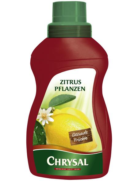 Chrysal Volldünger »9257«, NPK-Dünger, flüssig, für Zitruspflanzen im Innen- und Außenbereich