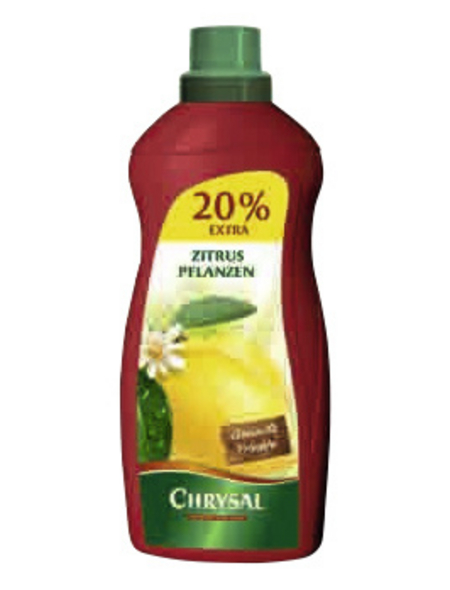 Chrysal Volldünger »9260«, NPK-Dünger, flüssig, für Zitruspflanzen im Innen- und Außenbereich