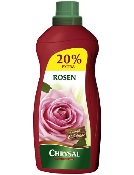 Chrysal Volldünger »9332«, NPK-Dünger, flüssig, für Rosenpflanzen