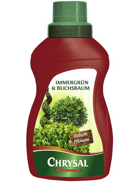 Chrysal Volldünger »9338«, NPK-Dünger, flüssig, für Immergrüne Pflanzen und Buchsbäume