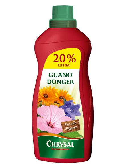 Chrysal Volldünger »9440«, NPK-Dünger, flüssig, für Pflanzen im Innen- und Außenbereich